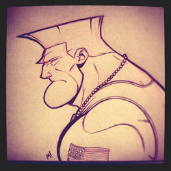 Guile by Zatransis