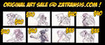 Original art for sale on Zatransis.com! by Zatransis