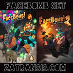 FaceBomb 1 and 2 on Sale!
