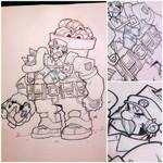 Mario Sketch Jam