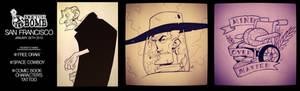SketchBomb January, 26th 2013