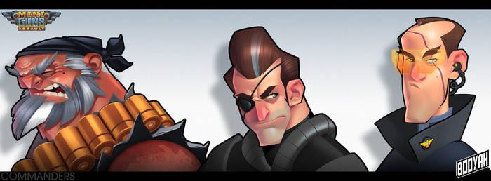 Commanders - Round 2