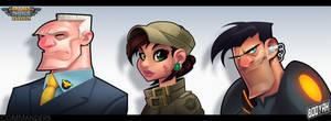 Commanders - Round 1
