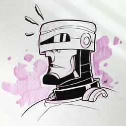 Robocop by Zatransis