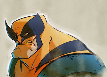 Wolverine, Bub by Zatransis
