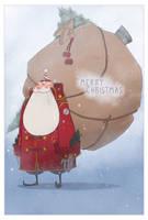 Merry Christmas 2016 by Zatransis