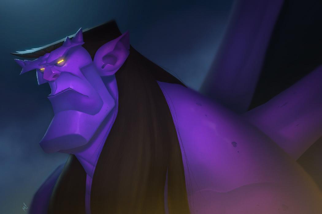 Goliath by Zatransis