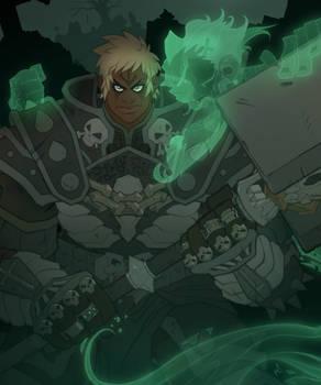 The Graven Templar