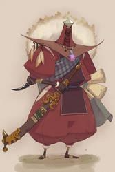 Bao, The Appraiser by Zatransis