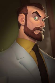 Dr. Algernop Krieger