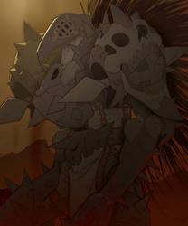 The Behemoth - A Village Corrupted by Zatransis