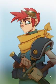 Crono (Chrono Trigger)