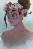 Winter Flower by Zatransis