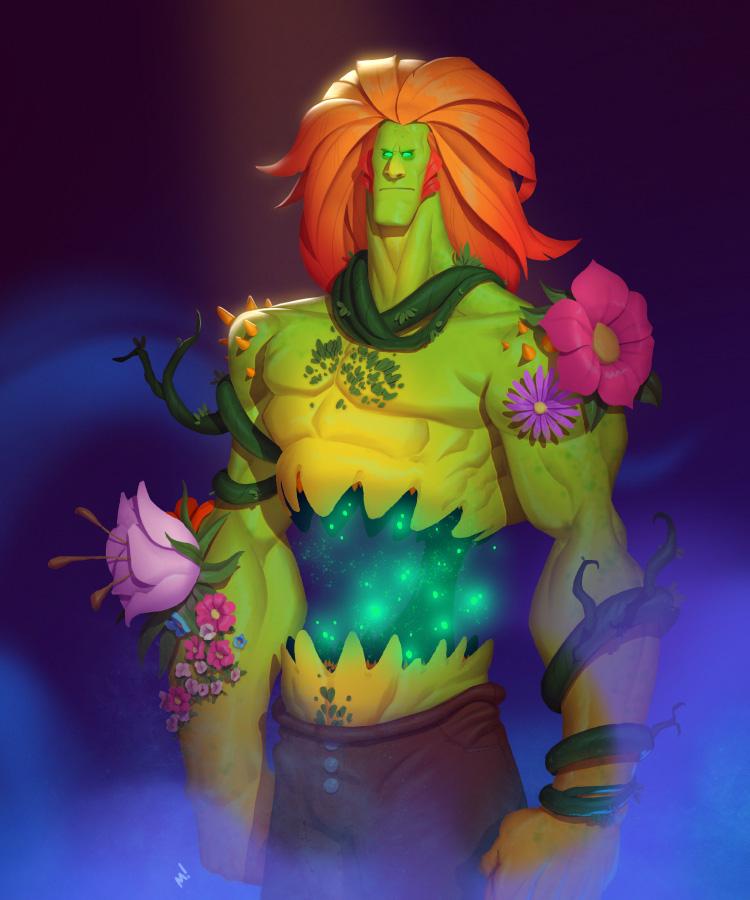 Flower Child Ansel