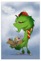 The Grinch - Christmas 2020