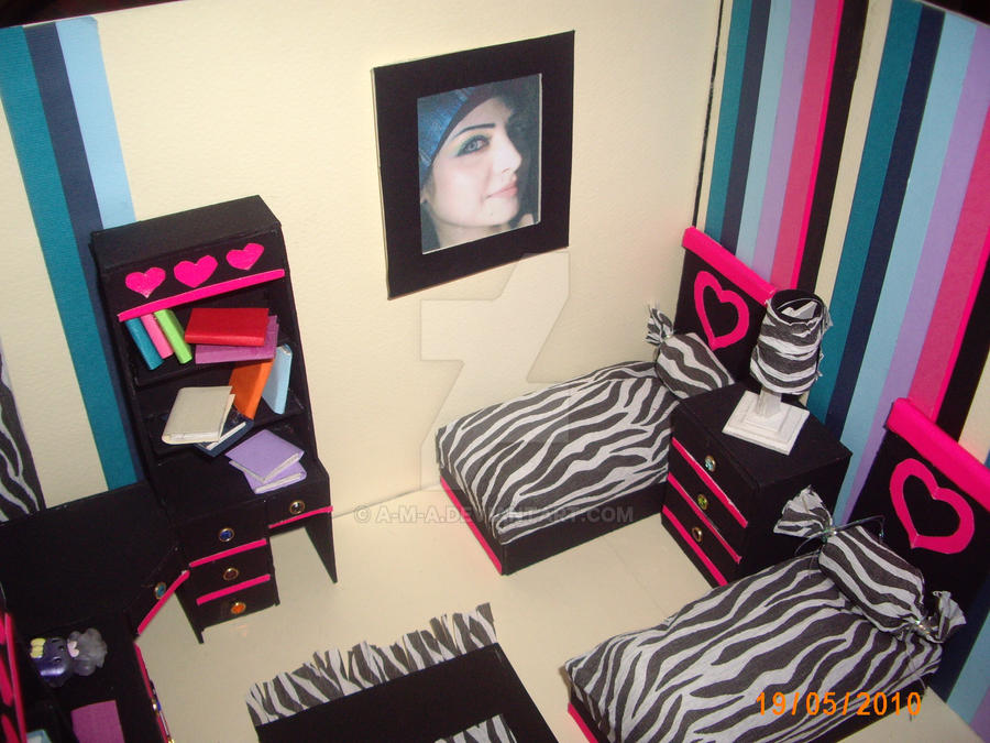 my room model 2 by A-M-A