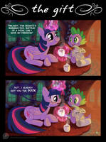 The Gift by 1trickpone