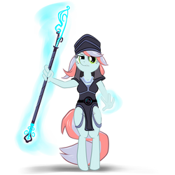 Priestess - Patreon Commission by 1trickpone