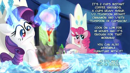 Pinkie Juice by 1trickpone
