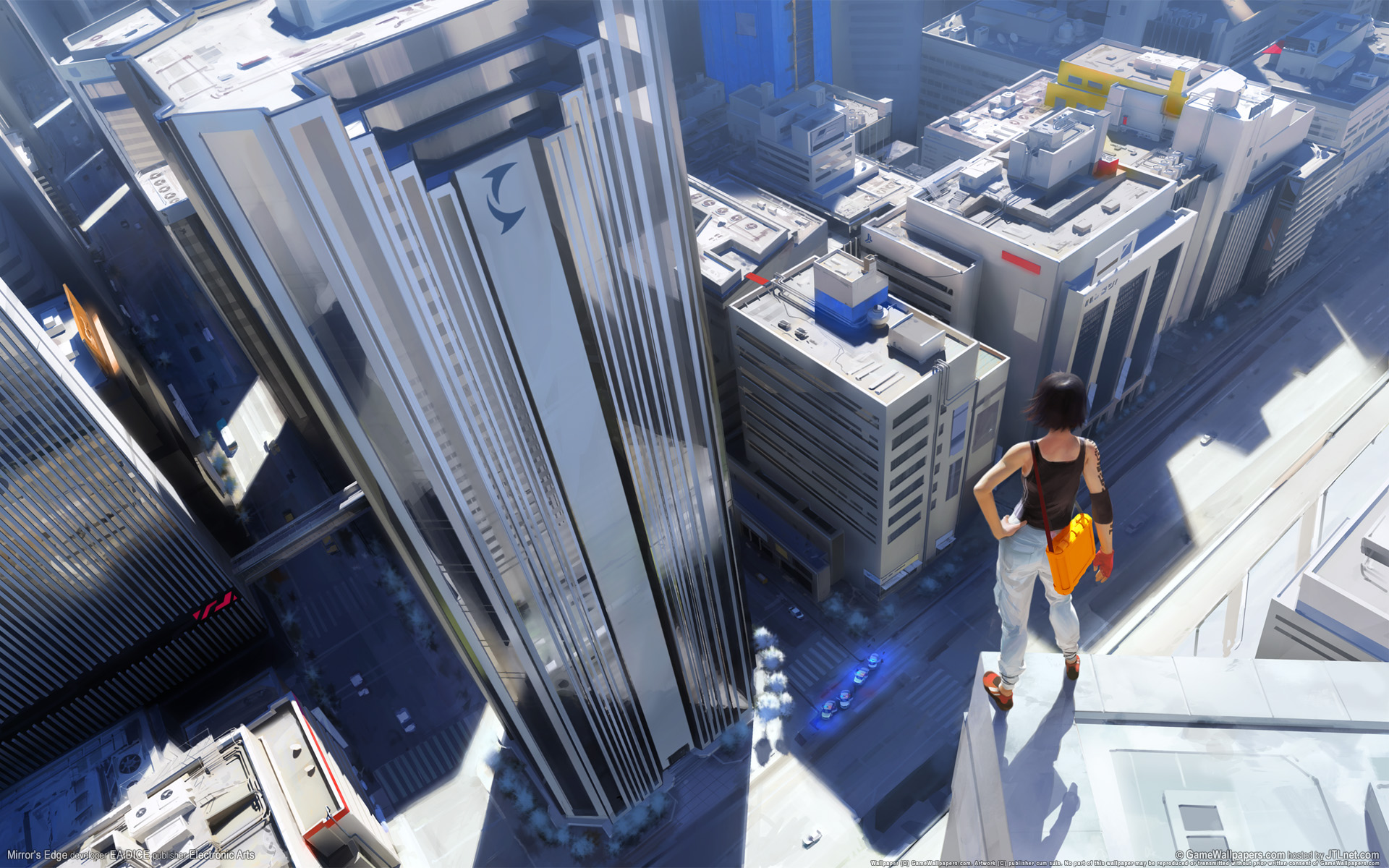 Mirror's Edge by Myaskill