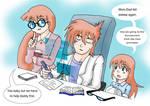 Dexter Blossom Family