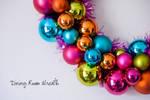 Christmas Wreath by Jezobel