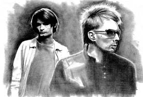 Radiohead by burtosa