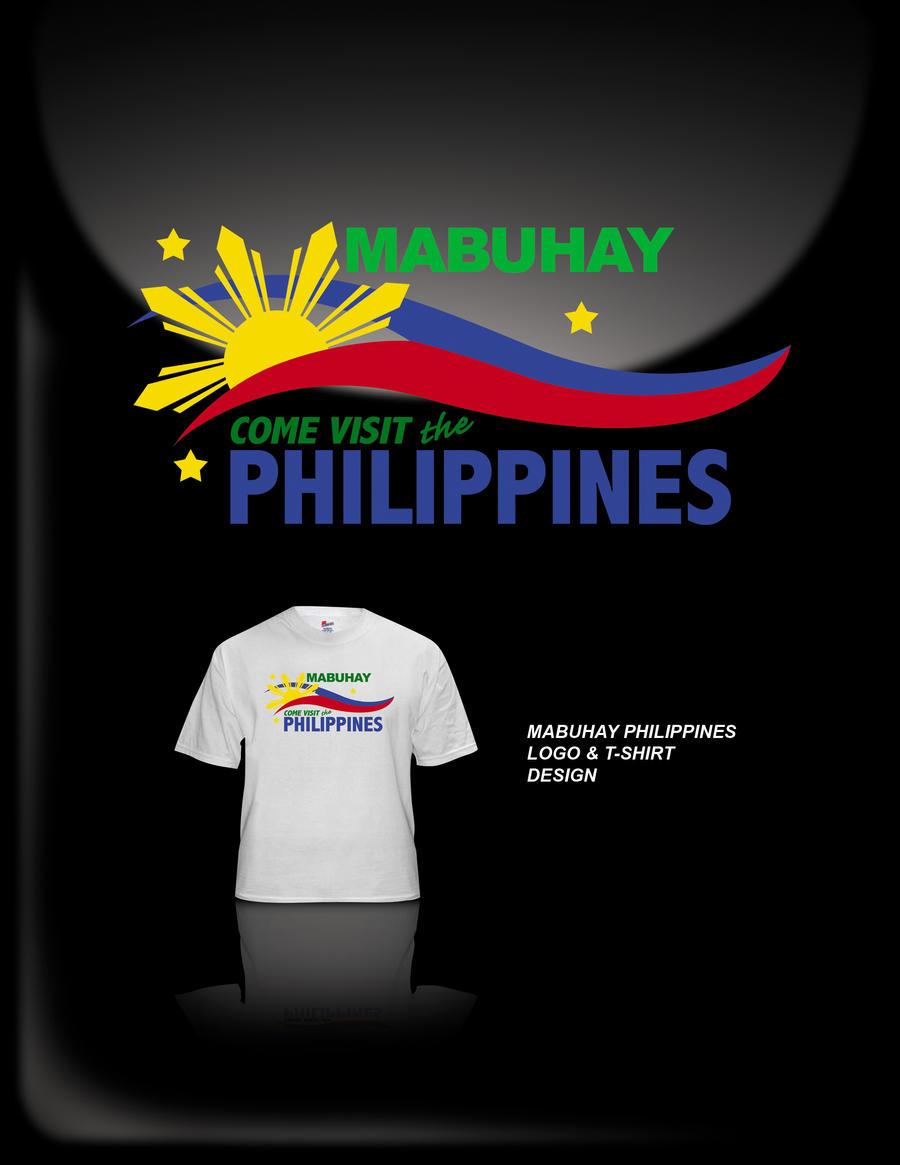 Mabuhay Philippines Tshirt By Whillieyz On Deviantart