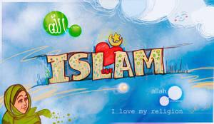 I love my religion