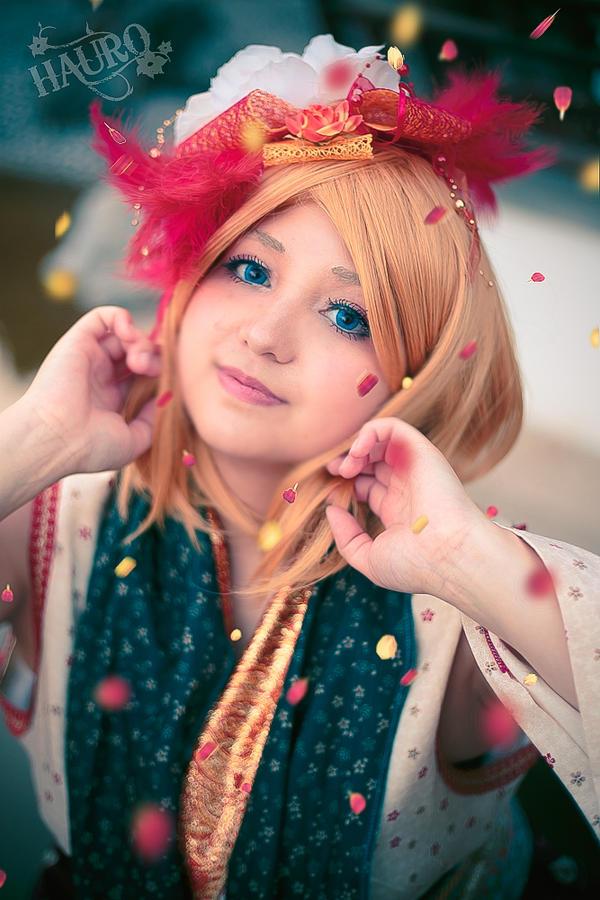 Senbonzakura - Vocaloid by HauroCosplay