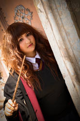 Hermione Granger - Harry Potter by HauroCosplay