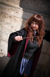 Hermione Granger - Harry Potter 01 by HauroCosplay