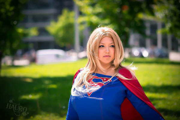 Supergirl 01 by HauroCosplay