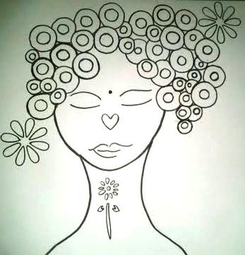 Zen Goddess by dharmak2012