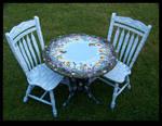 Pine Meadow Dining Set