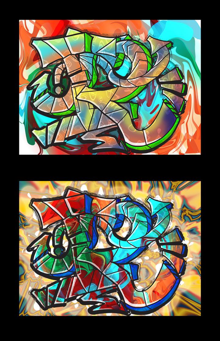 JI2 Graff by jaggedice200