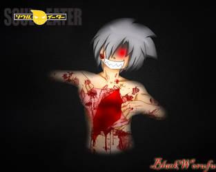 Insane Soul Eater by BlackWorufu