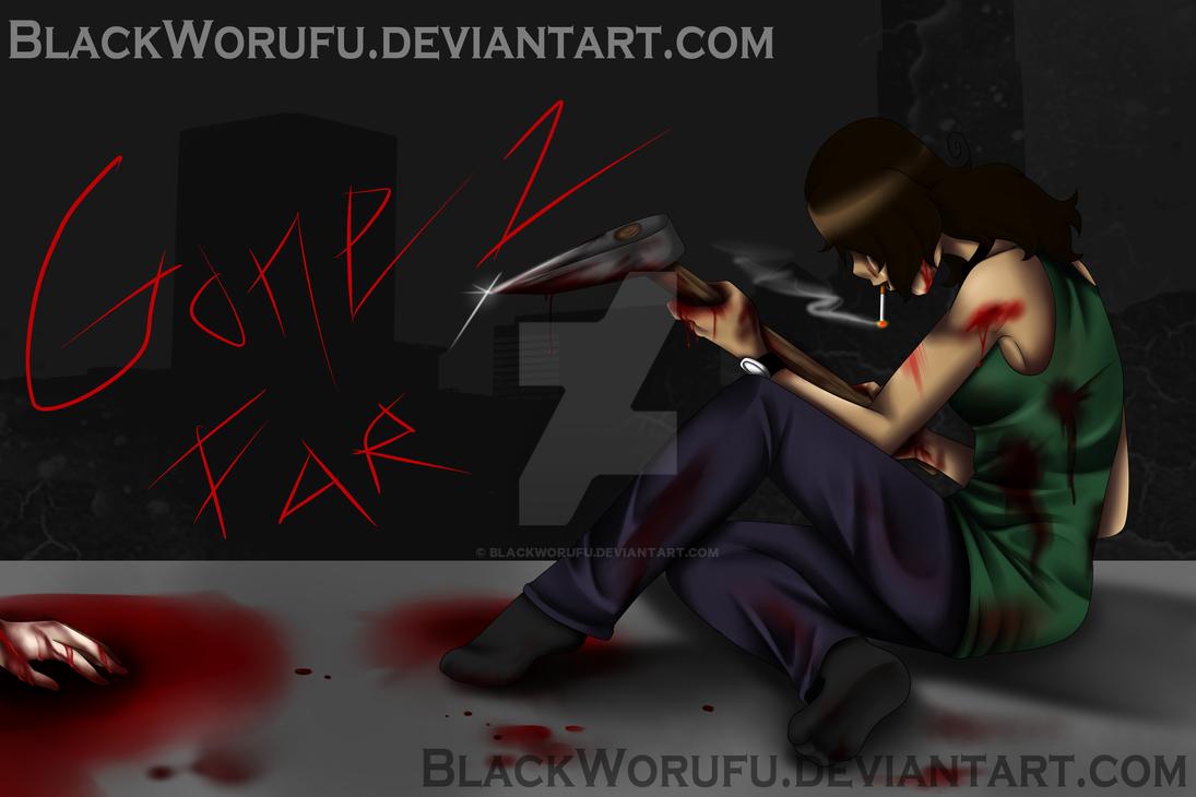 Murder Tramp - No Regrets by BlackWorufu