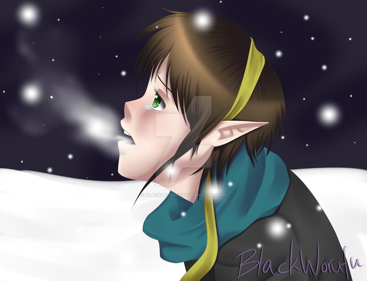 Cold Tears by BlackWorufu