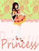Com: Princess by NeenBing