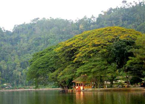 danau ngebel ponorogo
