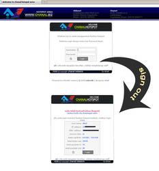design login hotspot