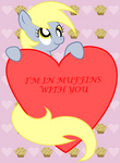 I'm in muffins with you