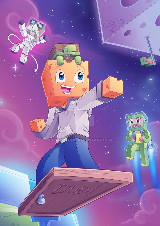 Simple Wallpaper Minecraft Poster - minecraft___ashdubh_poster_by_pyxelstyx-d7sdm0a  Graphic_527293.jpg