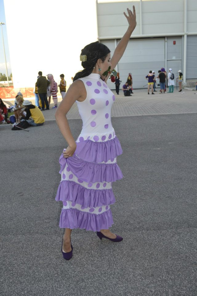 third flamenco pose -Violet by Jessica-chwan01