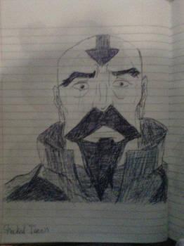 Shocked Tenzin (LOK Pen Series)