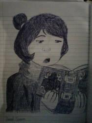 Bored Jinora (LOK Pen Series)