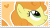 Carrot Top Stamp by PocketGlob