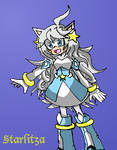 {GIFT} Starlitza the Hedgehog