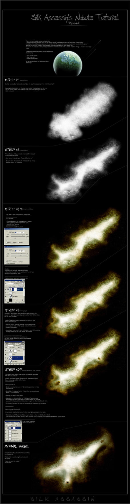 Nebula Tutorial, Re-Loaded. by SilkAssassin
